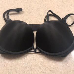 Victoria's Secret Intimates & Sleepwear - Black miraculous plunge Victoria's secret bra